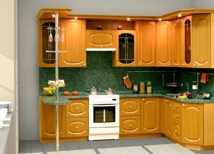 Кухни в Зеленограде, кухни на заказ в
